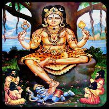Dakshinamurthy-Aavarnam